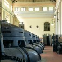 Museo della Bonifica, interno - Samaritani - Argenta (FE)