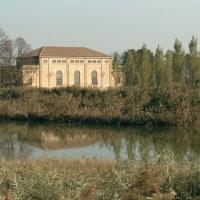 Impianto idrovoro di Vallesanta - Samaritani - Argenta (FE)