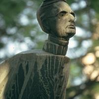 Statua di Don Minzoni - Samaritani - Argenta (FE)