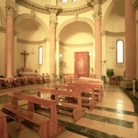 Santuario della Celletta. Interno - Samaritani - Argenta (FE)