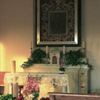Santuario della Madonna della Galvana. Interno - Samaritani - Berra (FE)