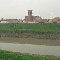 campanile della Chiesa della Natività di Maria - Samaritani - Bondeno (FE)