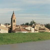 campanile della Chiesa dei Servi - Samaritani - Bondeno (FE)