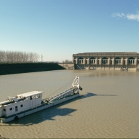Impianto idrovoro delle Pilastresi - Samaritani - Bondeno (FE)