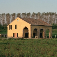 abitazione rurale - Samaritani - Bondeno (FE)