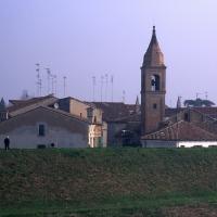 veduta del paese - zappaterra - Bondeno (FE)