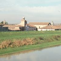 Stellata, Villa Federica - Samaritani - Bondeno (FE)