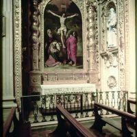 Chiesa del Rosario, Cappella del Guercino - Samaritani - Cento (FE)