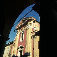 Chiesa di San Filippo Neri - Samaritani - Cento (FE)
