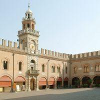 Piazza Guercino - Baraldi - Cento (FE)