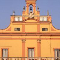 Palazzo Municipale - zappaterra - Cento (FE)