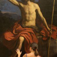 """Pinacoteca Civica """"S. Giovanni Battista predicante"""" Guercino - Samaritani - Cento (FE)"""