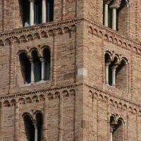 Abbazia di Pomposa. Particolare campanile - Samaritani - Codigoro (FE)