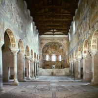 Abbazia di Pomposa. Interno della chiesa di santa Maria - sconosciuto - Codigoro (FE)