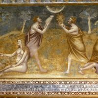 Abbazia di Pomposa. Affreschi con episodi dell'Antico Testamento - sconosciuto - Codigoro (FE)