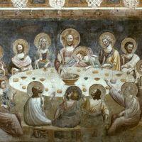 Abbazia di Pomposa. Affreschi del Refettorio - sconosciuto - Codigoro (FE)