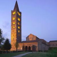 Abbazia di Pomposa, campanile - Massimo Baraldi - Codigoro (FE)