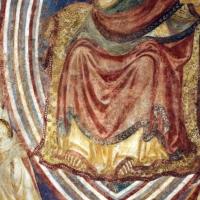 Vitale da bologna e aiuti, cristo in maestà, angeli, santi e storie di s. eustachio, 1351, 08 - Sailko - Codigoro (FE)