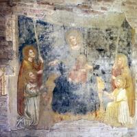 Scuola riminese, madonna col bambino e angeli, 1350-1400 ca. 01 - Sailko - Codigoro (FE)
