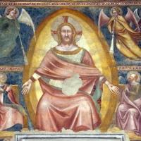 Scuola bolognese, ciclo dell'abbazia di pomposa, 1350 ca., giudizio universale, cristo giudice 02 - Sailko - Codigoro (FE)