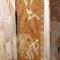 Scuola bolognese, ciclo dell'abbazia di pomposa, 1350 ca., giudizio universale, inferno 05 - Sailko - Codigoro (FE)
