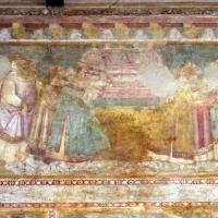 Scuola bolognese, ciclo dell'abbazia di pomposa, 1350 ca., vecchio testamento, 14 arca dell'alleanza - Sailko - Codigoro (FE)