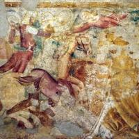 Andrea de' bartoli (attr.), battaglia di bet-zacaria tra giuda maccabeo e antico V eupatore, 1350-1400 ca. 02 - Sailko - Codigoro (FE)