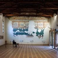 Pomposa, abbazia, refettorio, 01 - Sailko - Codigoro (FE)