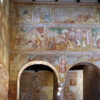 Pomposa, abbazia, interno 02, scuola bolognese, 1350 ca., - Sailko - Codigoro (FE)