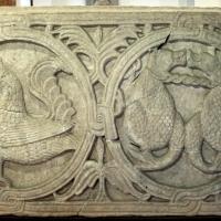 Lastra di pluteo, 1000-1050 ca - Sailko - Codigoro (FE)