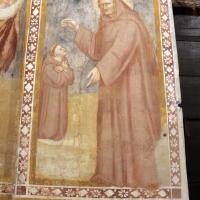 Scuola bolognese, ciclo dell'abbazia di pomposa, 1350 ca., giudizio universale, monaci - Sailko - Codigoro (FE)