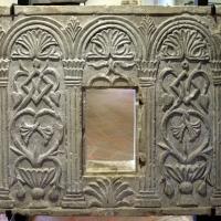 Pluteo in stucco del VII-VIII secolo ca - Sailko - Codigoro (FE)