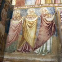 Scuola bolognese, ciclo dell'abbazia di pomposa, 1350 ca., giudizio universale, patriarchi in paradiso 01 - Sailko - Codigoro (FE)