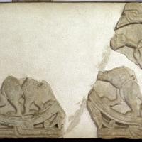 Pluteo frammentario del 1000-1050 ca - Sailko - Codigoro (FE)