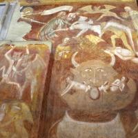 Scuola bolognese, ciclo dell'abbazia di pomposa, 1350 ca., giudizio universale, inferno 02 - Sailko - Codigoro (FE)