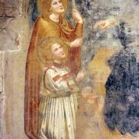 Scuola riminese, madonna col bambino e angeli, 1350-1400 ca. 02 - Sailko - Codigoro (FE)