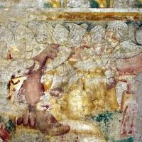 Andrea de' bartoli (attr.), battaglia di bet-zacaria tra giuda maccabeo e antico V eupatore, 1350-1400 ca. 04 - Sailko - Codigoro (FE)