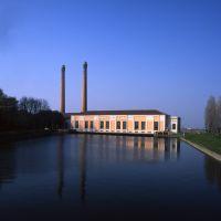 Impianto idrovoro acque basse - zappaterra - Codigoro (FE)