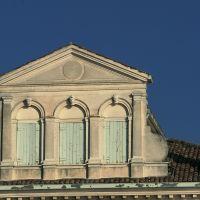 Palazzo del Vescovo. Particolare - Samaritani - Codigoro (FE)