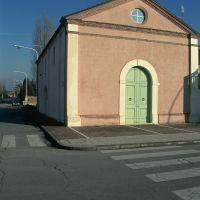 Chiesa di Sant'Eurosia. Ex magazzino del sale - Samaritani - Codigoro (FE)
