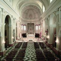 Cattedrale di San cassiano. Interno - Samaritani - Comacchio (FE)