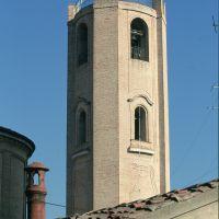 campanile della Cattedrale di San Cassiano - Samaritani - Comacchio (FE)