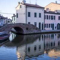 - Ponte dei Sisti - - Vanni Lazzari - Comacchio (FE)