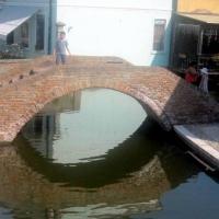 Ponti del centro storico di Comacchio 02 - Sandra Grampa - Comacchio (FE)