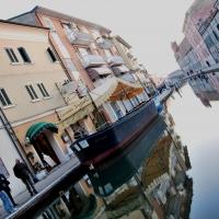 Riflessi sull'acqua a Comacchio - Chiari86 - Comacchio (FE)