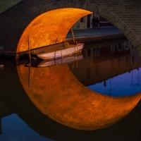 Sotto il Ponte del Carmine - Centro storico di Comacchio - Vanni Lazzari - Comacchio (FE)