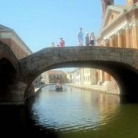 Ponti del centro storico di Comacchio 03 - Sandra Grampa - Comacchio (FE)