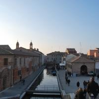 Veduta su Comacchio e i suoi particolari ponti - Chiari86 - Comacchio (FE)