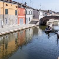 --Ponte San Pietro-- - Vanni Lazzari - Comacchio (FE)