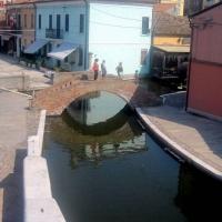 Ponti del centro storico di Comacchio 01 - Sandra Grampa - Comacchio (FE)